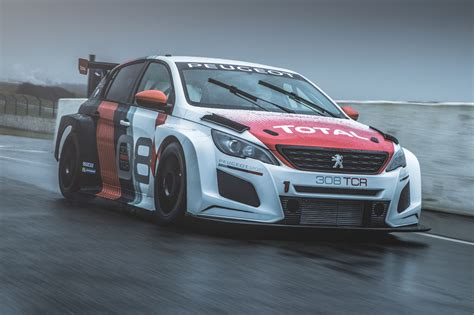 Peugeot Car by Peugeot 308tcr 2018 Race Car Pics Specs And Price Car