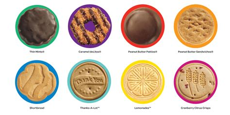scout cookie national girl scout cookie weekend girl scouts now gssgc blog