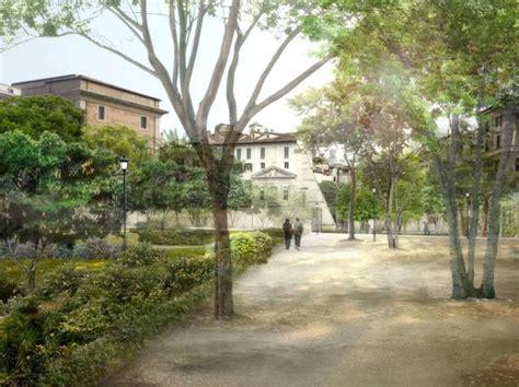 Quel Giardino «segreto» Di Via Giulia Corriereit