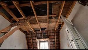 Außenwand Von Innen Dämmen : zwischensparren d mmung im dachboden vorbereiten doovi ~ Lizthompson.info Haus und Dekorationen