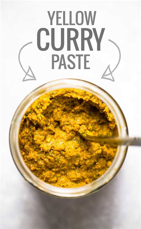 curry paste recipe easy thai yellow curry paste recipe pinch of yum