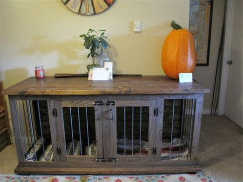 beautifully crafted home   pet  double kennel