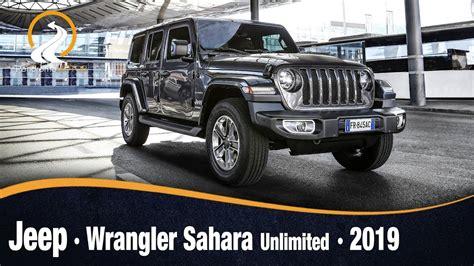 jeep wrangler sahara unlimited  informacion review