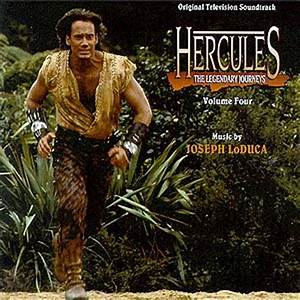 Hercules: The Legendary Journeys- Soundtrack details ...