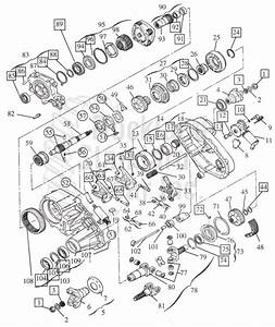 Borg Warner 1350 Transfer Case
