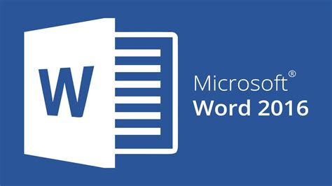 micresoft word microsoft word 2016 vision training systems