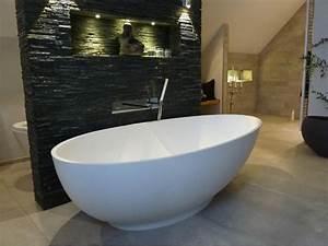 Bad Mit Freistehender Badewanne : badezimmer idee campione freistehenden badewanne weise raumteiler ~ Frokenaadalensverden.com Haus und Dekorationen