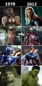 Old Avengers Vs New Avengers The PractitioNERD