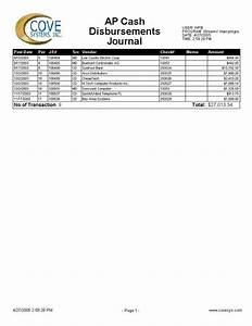 index of cdn 6 2015 612 With cash disbursement journal template