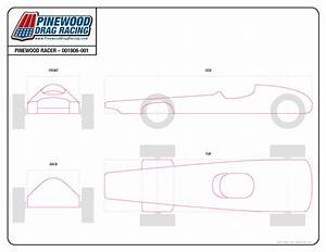free pinewood derby template by sin customs 001806 With boy scouts pinewood derby templates