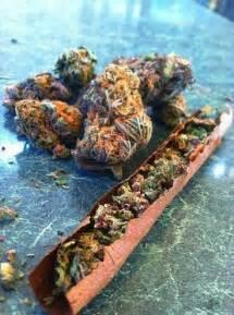 Marijuana Blunts Dank Weed Buds