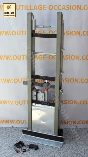 Prix usine monte escalier occasion le bon coin experts. Diable électrique / Monte escalier WESCO - Outillage Occasion