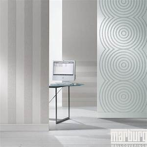 Marburg Patent Decor : non woven wallpaper paintable stripes white wallpaper patent decor 3d marburg 9436 ~ Buech-reservation.com Haus und Dekorationen