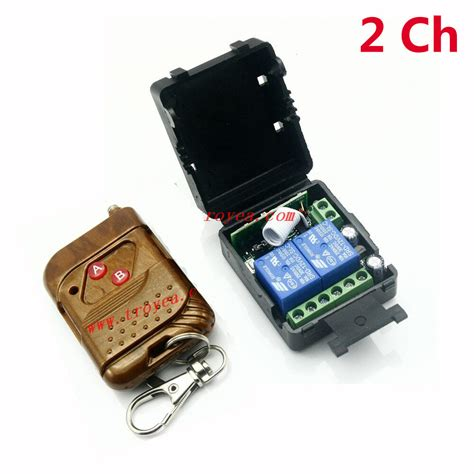 Relay Channel Wireless Remote Control