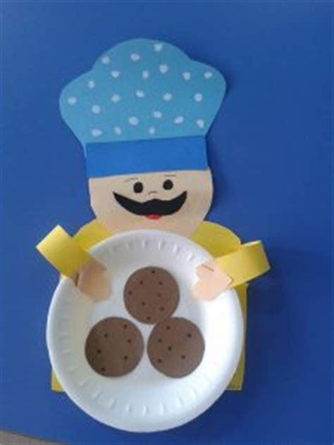 chef craft idea  kids crafts  worksheets  preschooltoddler  kindergarten