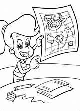 Jimmy Neutron Disegni Desenhos Colorir Coloring Dibujos Colorear Genius Boy Ausmalbilder Coloriage Coloriez Stampare Colorare Bimbi Adventures Actividades Pintar Coloriages sketch template