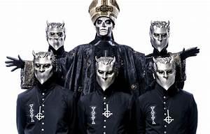 Wallpaper Ghost, Papa Emeritus III, doom metal, band ...