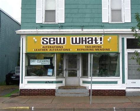 Bad Funny And Inappropriate Business Names