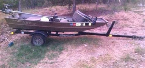 G3 Flat Bottom Boat by Mud Motor Shaft Kit For Sale