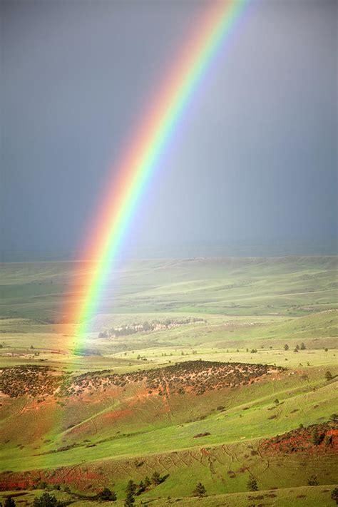 Big Horn Rainbow Photograph By John Stephens