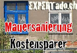 Mauer Bauen Lassen Kosten : mauersanierung kosten preise mauer sanieren ch ~ Markanthonyermac.com Haus und Dekorationen