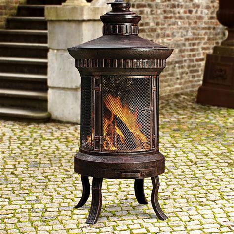 Feuerschale Für Terrasse by Antikdesign Klassische Atrium Feuerstelle