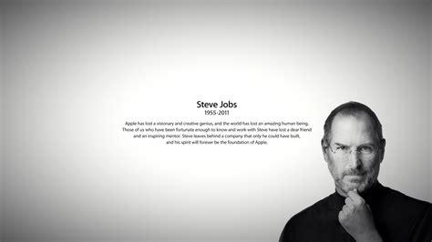 Wallpaper E Sfondi Steve Jobs