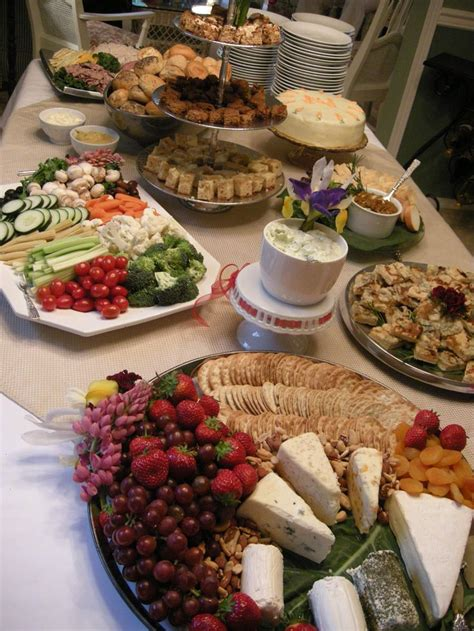 buffet cuisine pin open house in home buffet buffet food and open house