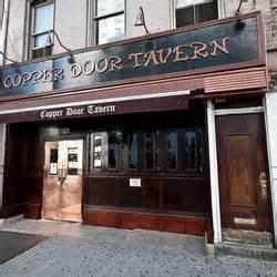 copper door menu copper door tavern closed sports bars gramercy new