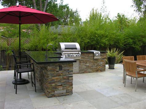 lafayette modern patio outdoor kitchen