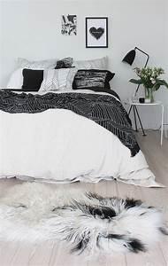 Agencer Une Chambre : chambre tout en blanc 19 id es de d cor blanc cette ~ Zukunftsfamilie.com Idées de Décoration