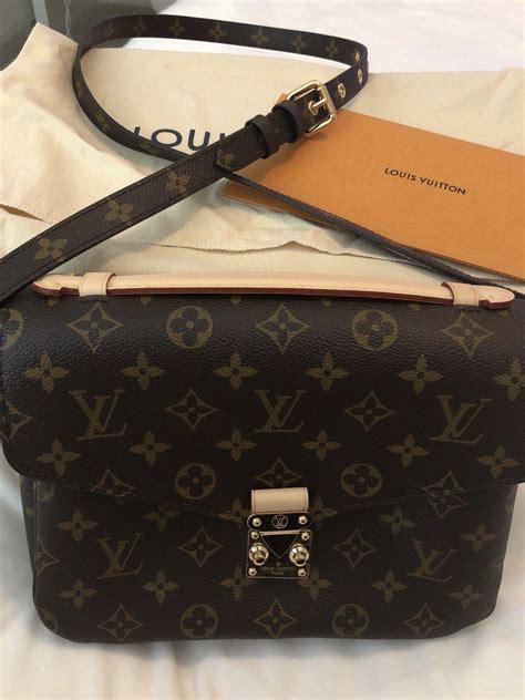louis vuitton monogram pochette metis handbag crossbody shoulder bag lv handbag fashion bags