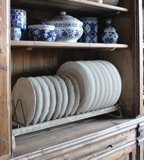 diy farmhouse chicken feeder trough plate rack salvage sister  mister