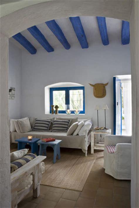 estilo rustico mediterraneo en formentera