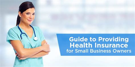 guide  providing health insurance  small business owners