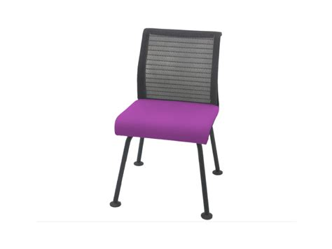 chaise visiteur chaise visiteur steelcase think neuf