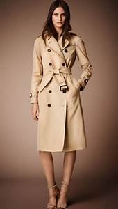 Trench Coat Burberry Homme : burberry heritage trench coat classic to modern style ~ Melissatoandfro.com Idées de Décoration