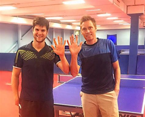 Дмитрий овчаров) or dmytro ovtcharov (ukrainian: Dima Ovtcharov - Another step(s) in Rio? - ITTF Education