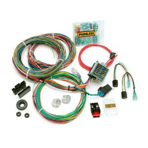 Wiring Harnes For Jeep Cj5 by Jeep Cj5 Wiring Harness Ebay