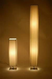 Plissee 120 Cm Breit : designer plissee stehlampe diva weiss 120cm h he wohnbeleuchtung ~ Markanthonyermac.com Haus und Dekorationen