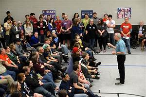 Photos: Nebraska Democrats hold caucuses across the state ...