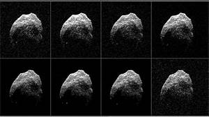 Halloween Asteroid 2015 TB145 Revealed In Radar Images ...