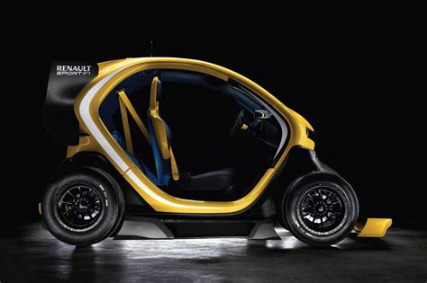 Renault Sport F1 by Renault Twizy Sport F1 Electric Concept Hypebeast