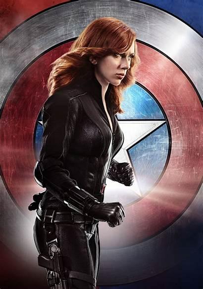 Widow Marvel Romanoff Wiki Natalia Cinematic Universe