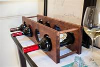 how to build wine racks How to Make a Wine Rack | DIY Projects – Craft Box Girls