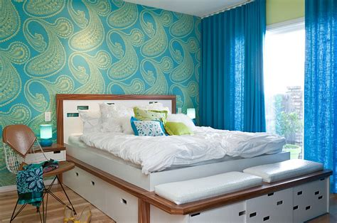 Colorful Bedroom Ideas For And by Mid Century Modern Style Design Guide Ideas Photos