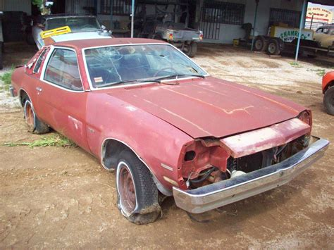 1978 Chevrolet Monza Parts Car 1