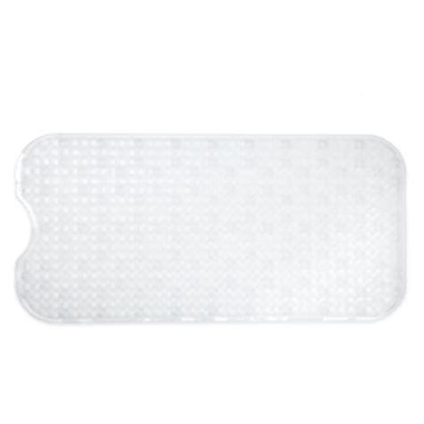 bathtub mat without suction cups buy shower mats without suction cups from bed bath beyond