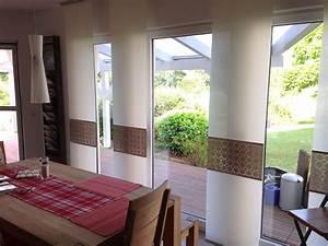 Ideen Für Schiebevorhänge : fl chenvorh nge von art of blinds das besondere sind die ~ Watch28wear.com Haus und Dekorationen