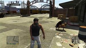 Grand Theft Auto V: Dog Sex - Franklin's Dog (Chop) - YouTube